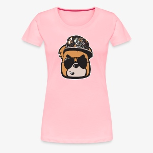 Bearly Fresh FACEONLY - Women's Premium T-Shirt