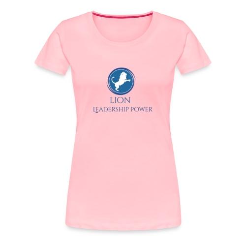 Lion Design - Women's Premium T-Shirt