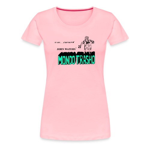 A Gutter Film - Women's Premium T-Shirt
