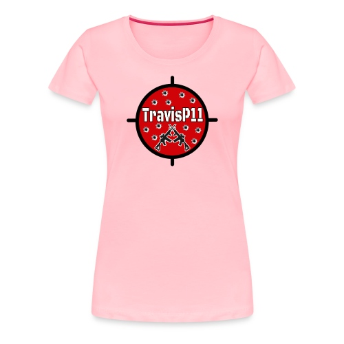 travisp11 transparent - Women's Premium T-Shirt