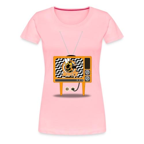 JacketTV Set - Women's Premium T-Shirt