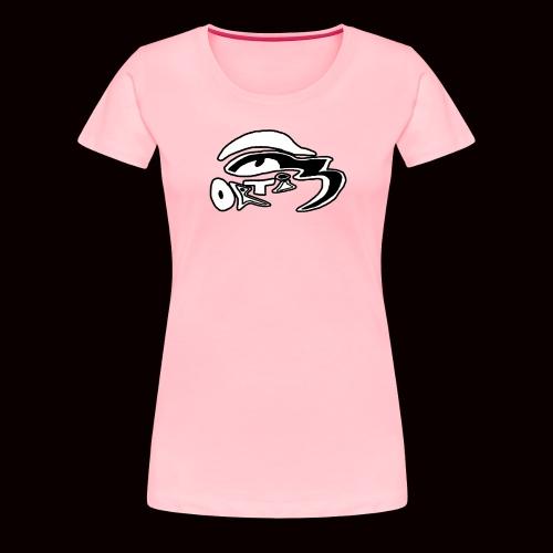Infamous Eye Logo - Women's Premium T-Shirt