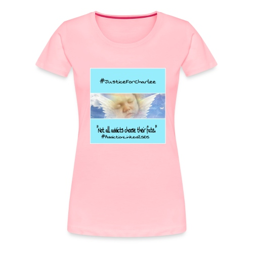 Justice For Charlee - Women's Premium T-Shirt
