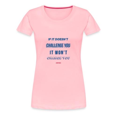 smart quote - Women's Premium T-Shirt