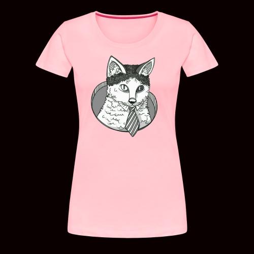 Pope Ortiz - Women's Premium T-Shirt