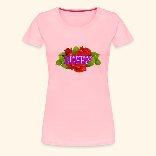 flower Luffy - Women's Premium T-Shirt