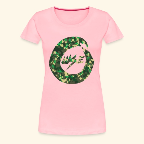 OWSE Camo - Women's Premium T-Shirt