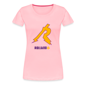 No Boarder R - Women's Premium T-Shirt