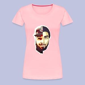 dlb face - Women's Premium T-Shirt