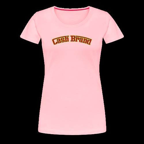 Orginal Cash Brand Graphic T - Women's Premium T-Shirt