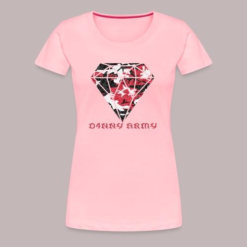 D4NNY Army - Women's Premium T-Shirt