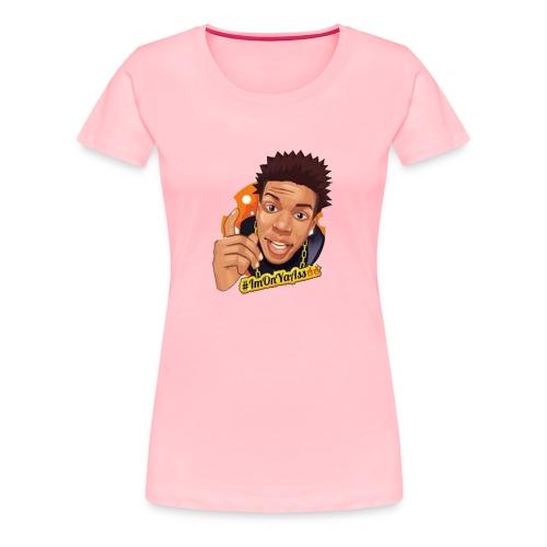 For The Fans - Women's Premium T-Shirt