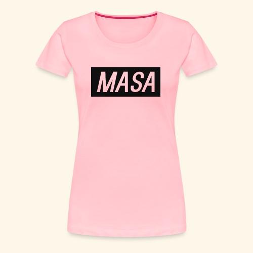 MASA - Women's Premium T-Shirt