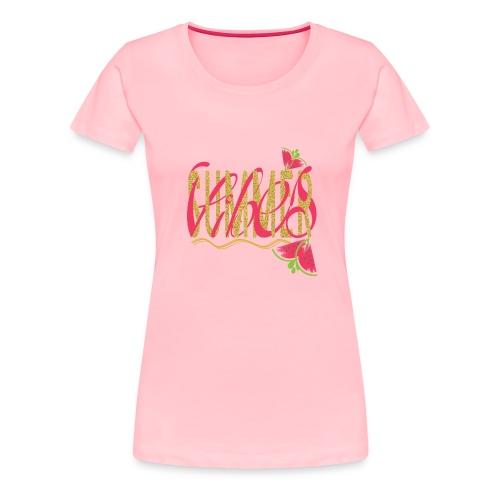 summervibes - Women's Premium T-Shirt