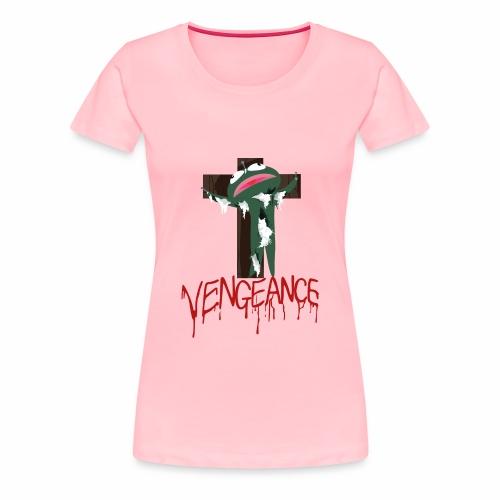 Artemis Clyde frog - Women's Premium T-Shirt
