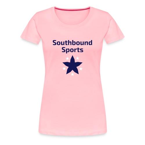 Southbound Sports Stars Logo - Women's Premium T-Shirt
