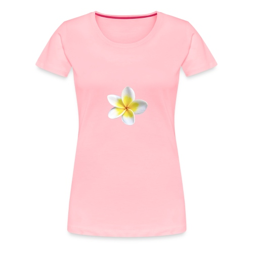 Plumeria Collection - Women's Premium T-Shirt
