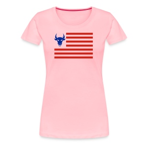 PivotBoss Flag - Women's Premium T-Shirt
