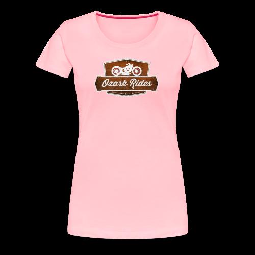 Ozark Rides - Women's Premium T-Shirt