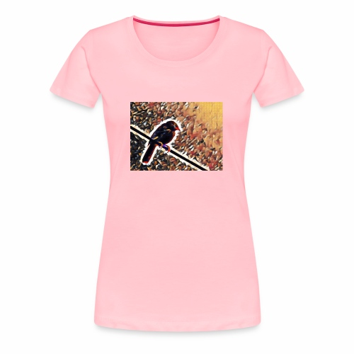 Art work - Women's Premium T-Shirt