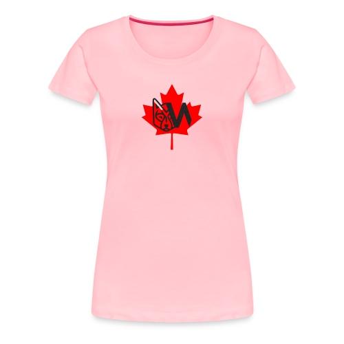 CANADA DAY SPECIAL! - Women's Premium T-Shirt