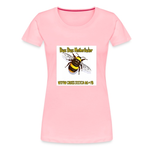 Buzz - Women's Premium T-Shirt