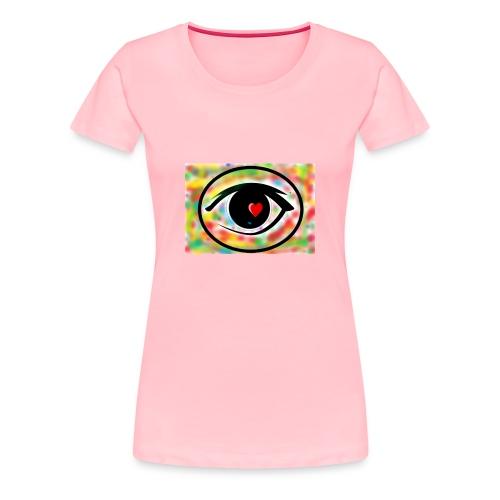 Eyelike - Women's Premium T-Shirt
