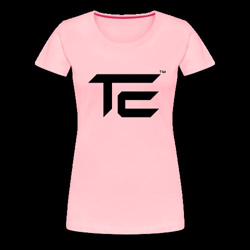 TE Logo - Women's Premium T-Shirt