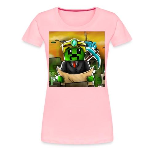 mcstyler777 - Women's Premium T-Shirt