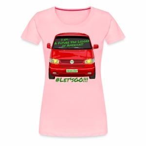 150819722862973 - Women's Premium T-Shirt