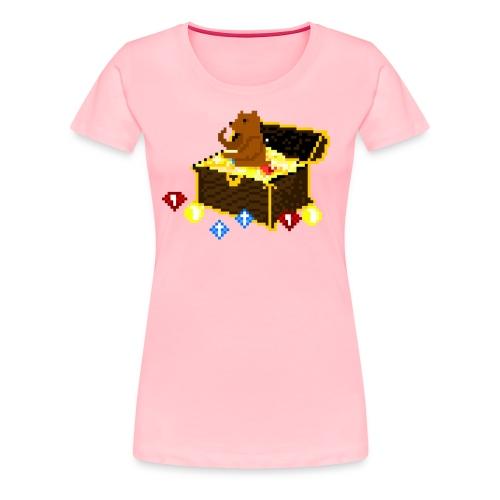 Bear Chest - Women's Premium T-Shirt
