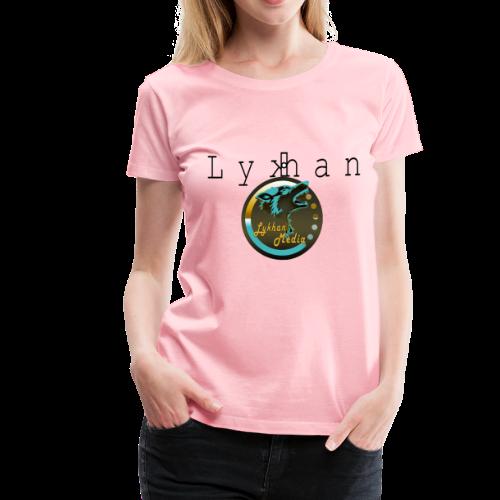 LykhanMedia - Women's Premium T-Shirt