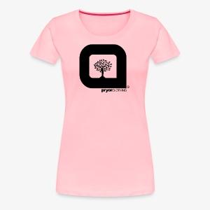 The Pryor Clothing FamTree Logo - Women's Premium T-Shirt