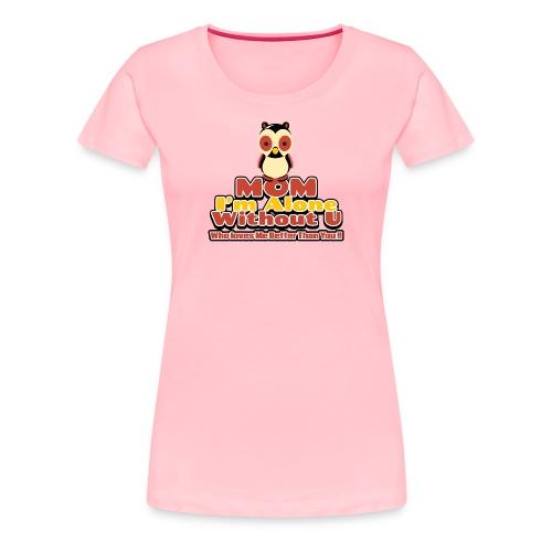 MOM Love 01 - Women's Premium T-Shirt