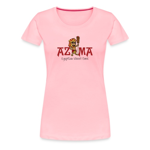 azama pharoah - Women's Premium T-Shirt