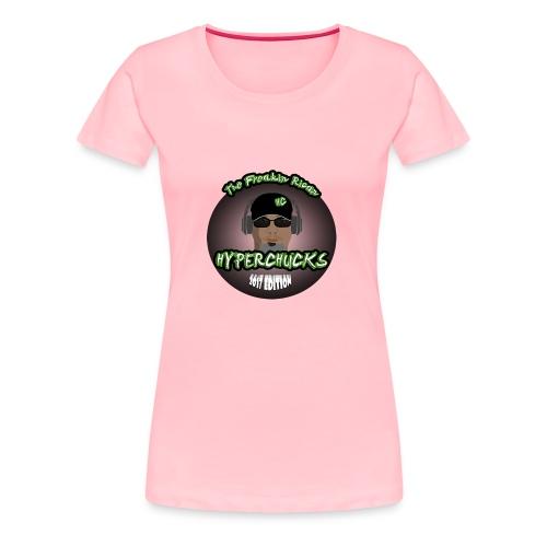 The Freakin Rican - Women's Premium T-Shirt