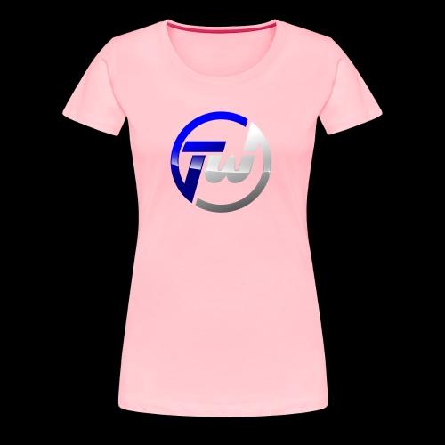 TRE Wear Icon - Women's Premium T-Shirt