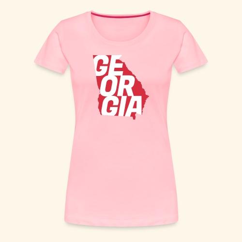 Georgia State - Women's Premium T-Shirt