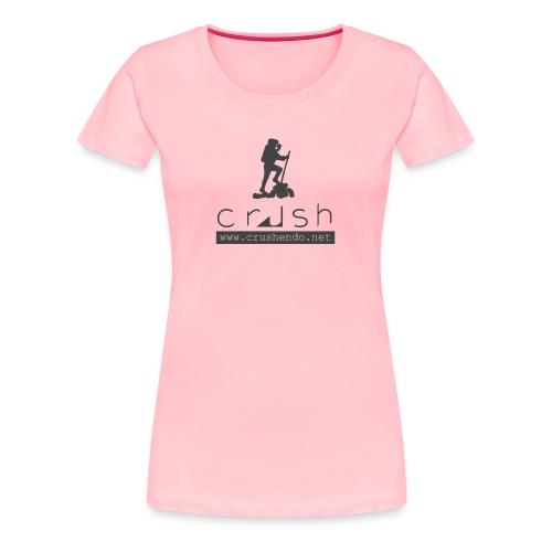 Crush Hiker - Women's Premium T-Shirt