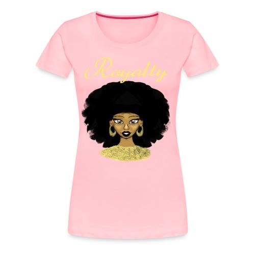 Akyra's Royalty - Women's Premium T-Shirt