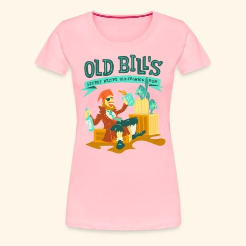 Old Bill's - Women's Premium T-Shirt