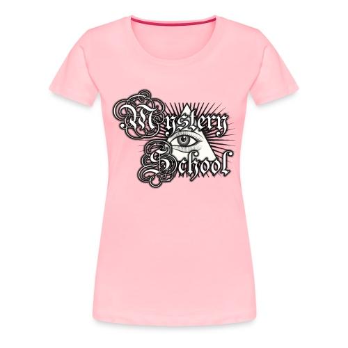 Mystery School - Women's Premium T-Shirt