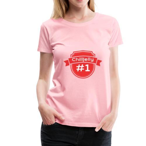 ChillJelly New merchandise! - Women's Premium T-Shirt