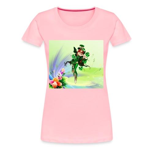 Luck Fairie - Women's Premium T-Shirt