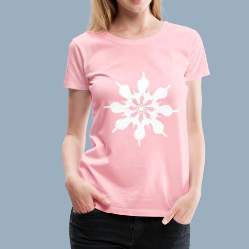 Birdflake - Women's Premium T-Shirt