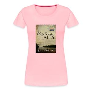 Mailman Tales cover - Women's Premium T-Shirt
