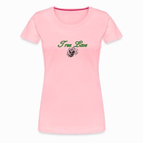 True Love - Women's Premium T-Shirt