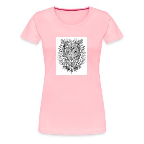 simba - Women's Premium T-Shirt