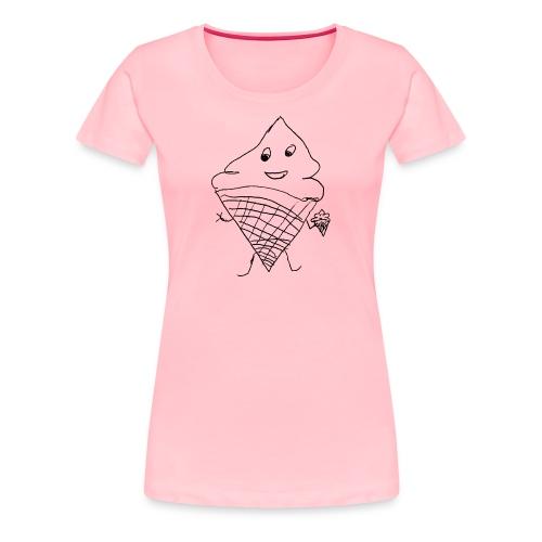 Cone Buds - Women's Premium T-Shirt