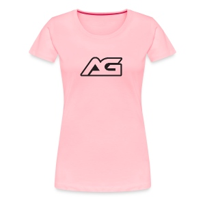arcade gamer - Women's Premium T-Shirt